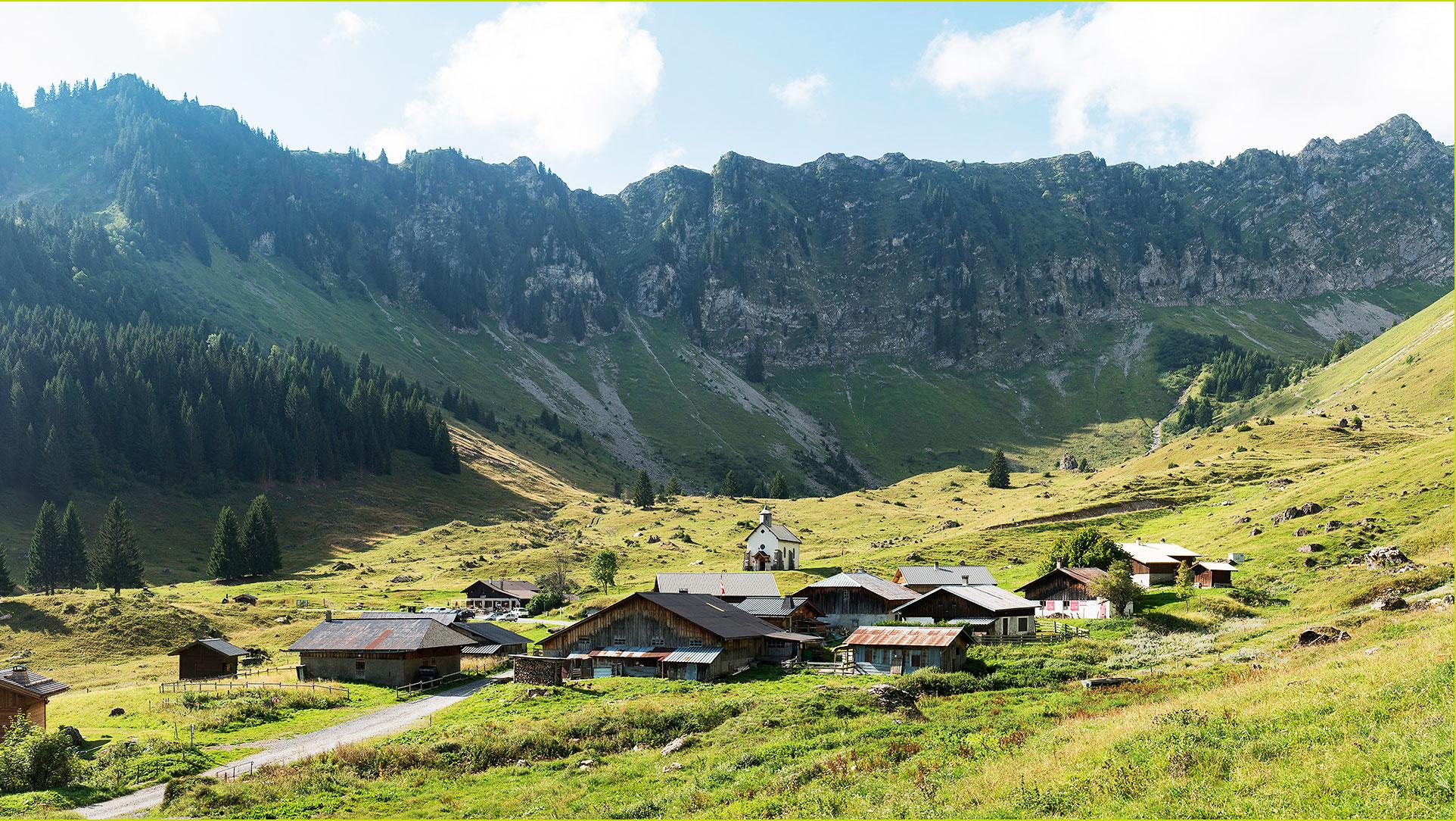 Village de Graydon