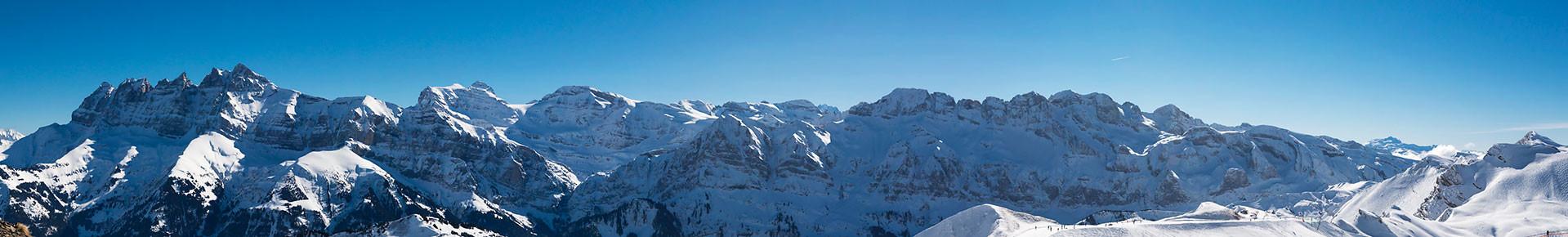 Plan des pistes des portes du soleil domaine en haute savoie - Domaine skiable les portes du soleil ...