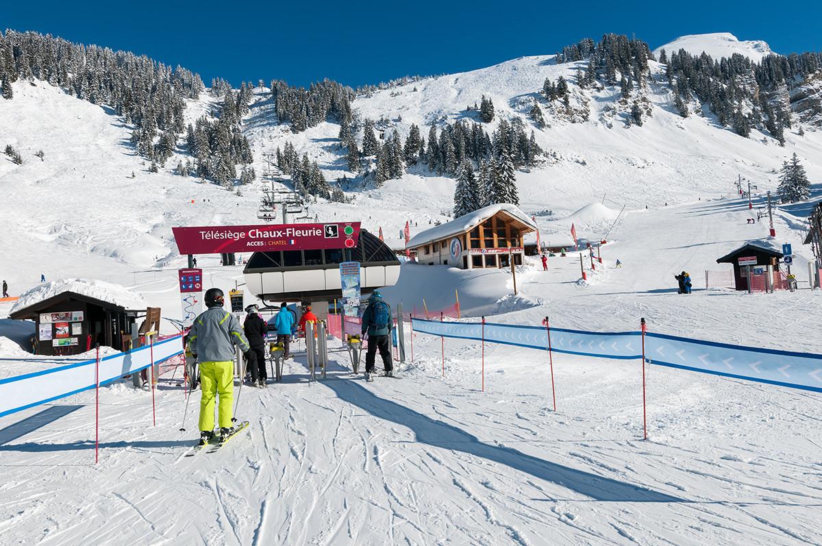 Le domaine skiable - Avoriaz office de tourisme ...