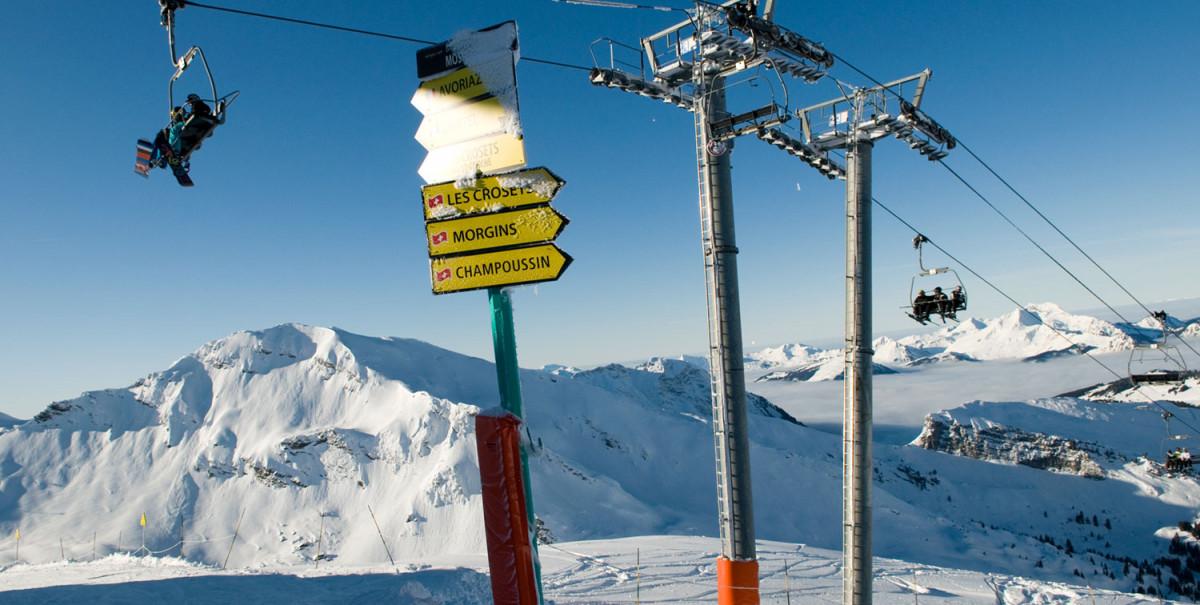 Tarifs remont es m caniques les portes du soleil domaine - Domaine skiable les portes du soleil ...