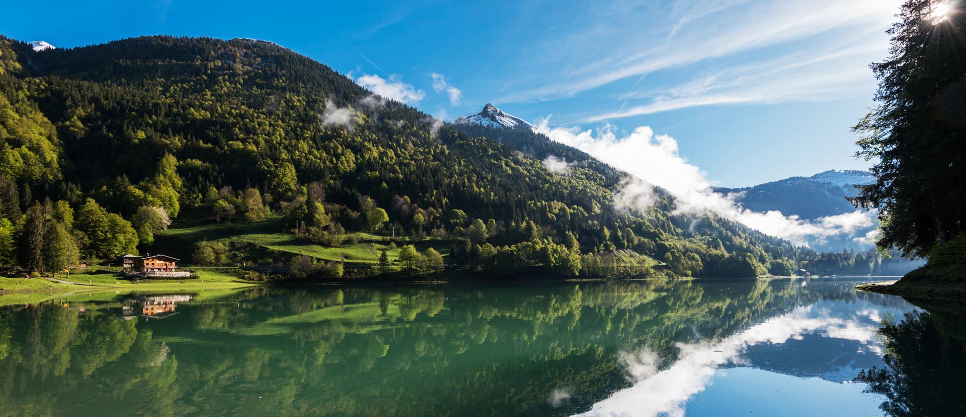 Vacances haute savoie t week end montagne ou vacances - Office du tourisme saint jean d aulps ...