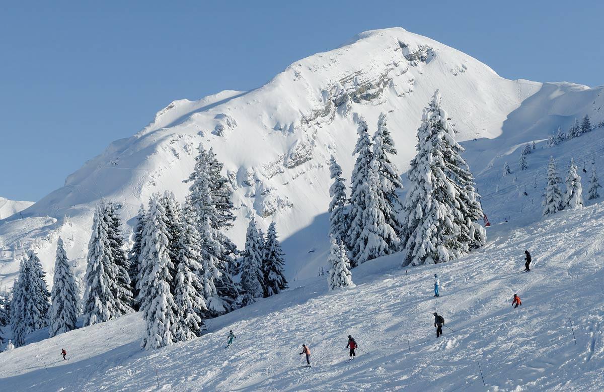 Domaine skiable des portes du soleil vall e d 39 aulps - Domaine skiable les portes du soleil ...