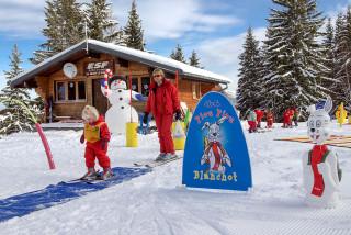 Ski avec enfants ecoles de ski portes du soleil saint jean d 39 aulps montriond vall e d 39 aulps - Office du tourisme saint jean d aulps ...