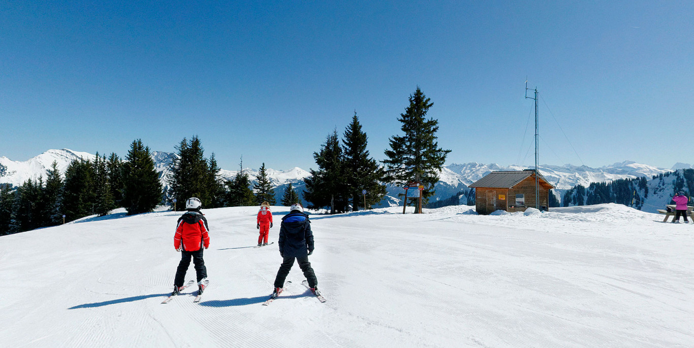 Visite virtuelle Domaine skiable du Roc d'Enfer